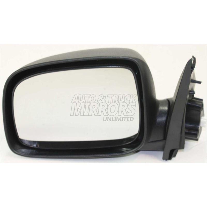 Fits 04-12 Chevrolet Colorado Driver Side Mirror R