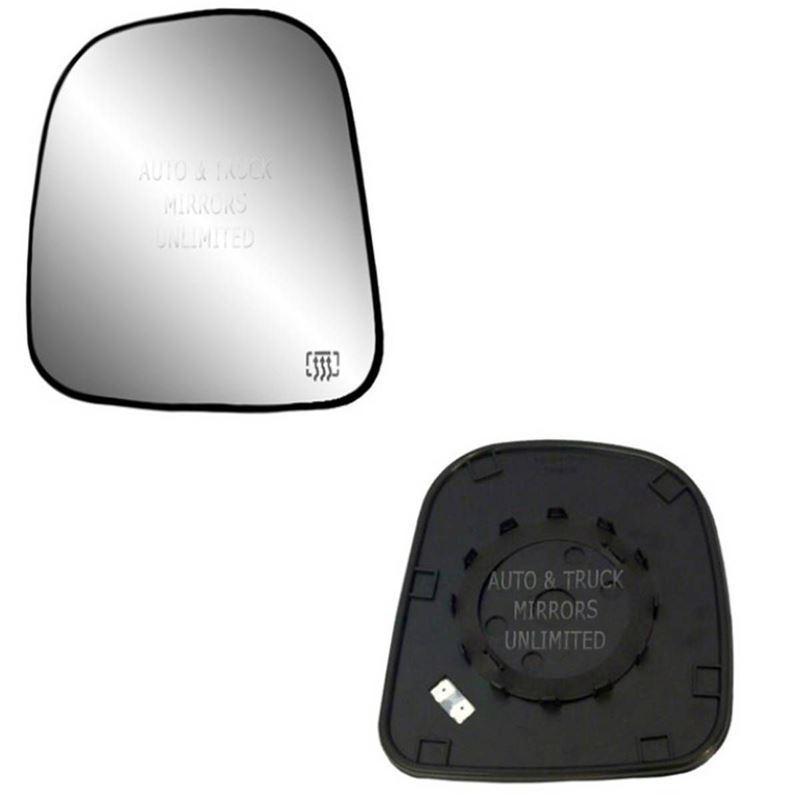 Fits 96-02 Chevrolet GMC Van Driver Side Mirror Gl