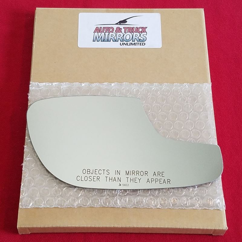 Mirror Glass + ADHESIVE for 12-18 Ford Taurus Pass