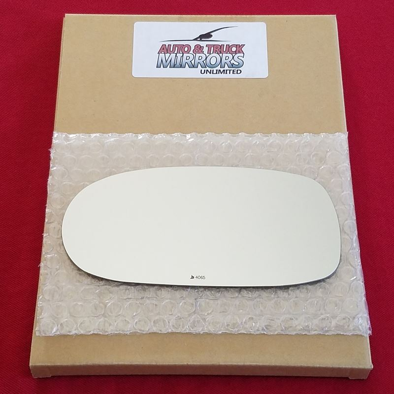 Mirror Glass + ADHESIVE for 05-13 Chevrolet Corvet