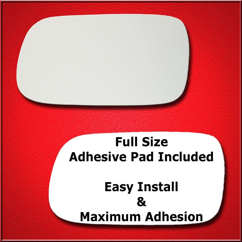 Mirror Glass Replacement + Full Adhesive for Subar