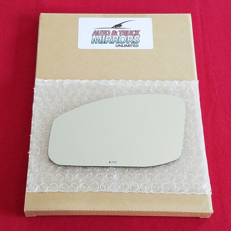Mirror Glass + Adhesive for 03-09 Nissan 350Z Driv