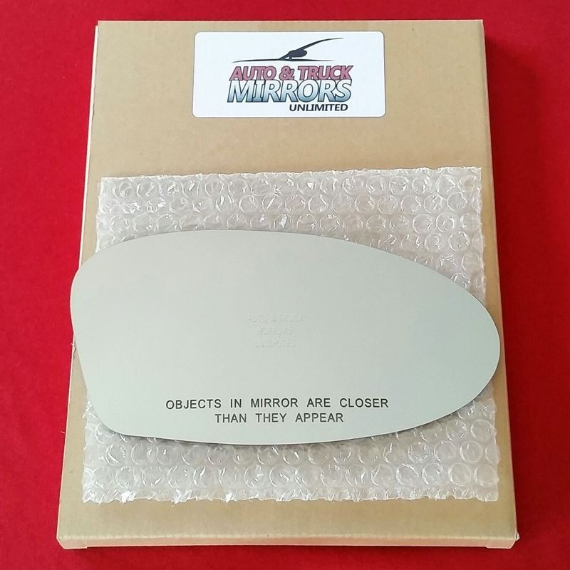 Fits Alero or Grand Am Passenger Side Mirror Glass