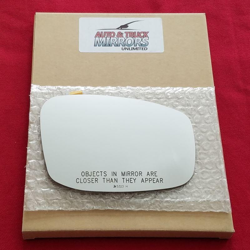 Mirror Glass + Adhesive for G37, Q40, G25 Passenge
