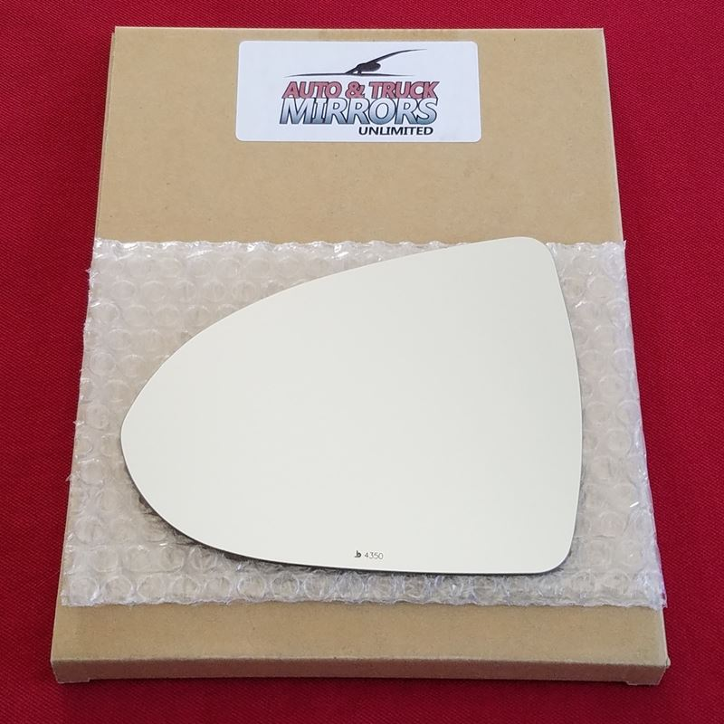 Mirror Glass + ADHESIVE for 11-16 Kia Sportage Dri