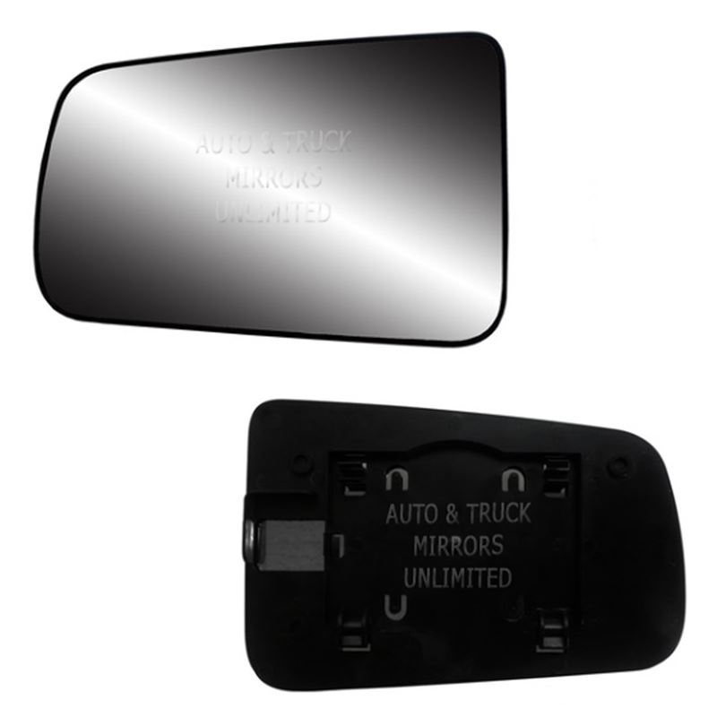08-11 Ford Focus Driver Side Mirror Glass with Bac