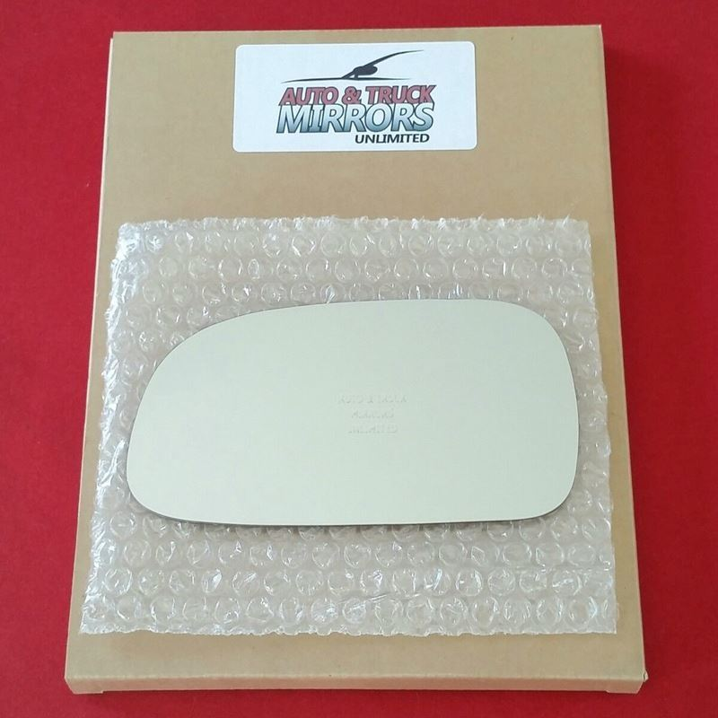 Fits 93-97 Toyota Corolla Driver Side Mirror Glass