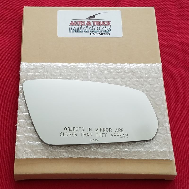 Mirror Glass for 10-10 Ford Mustang Passenger Side