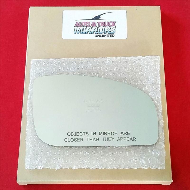 Fits 07-08 G35 Sedan Passenger Side Mirror Glass