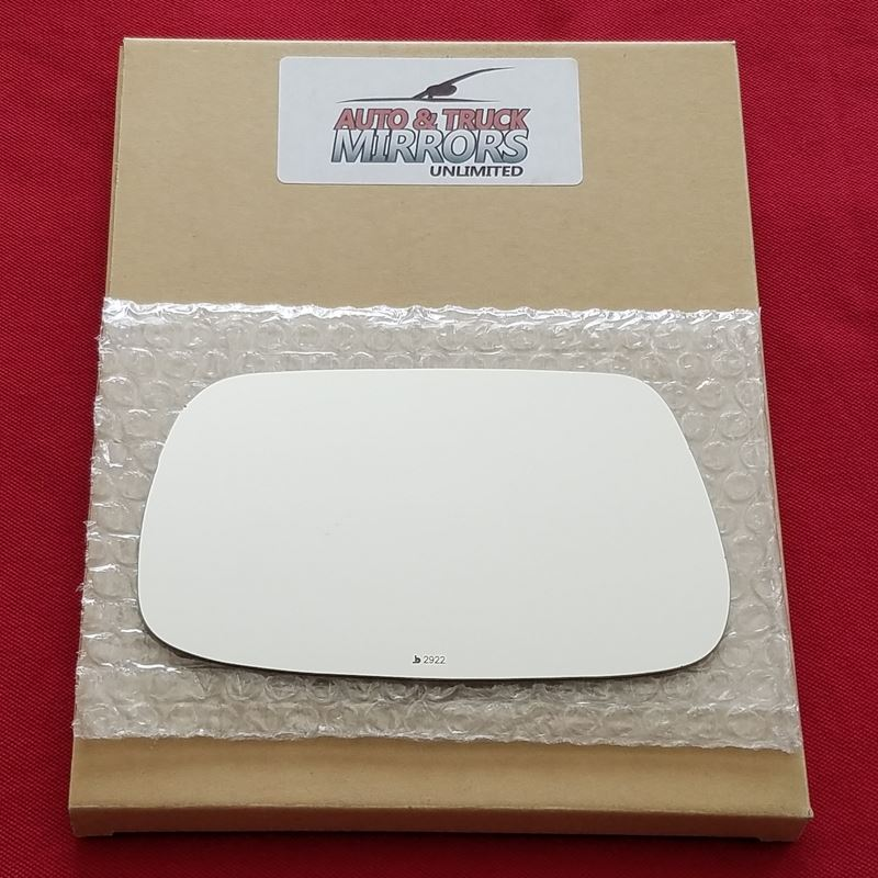 Mirror Glass + Adhesive for 02-05 Lexus IS300 Driv