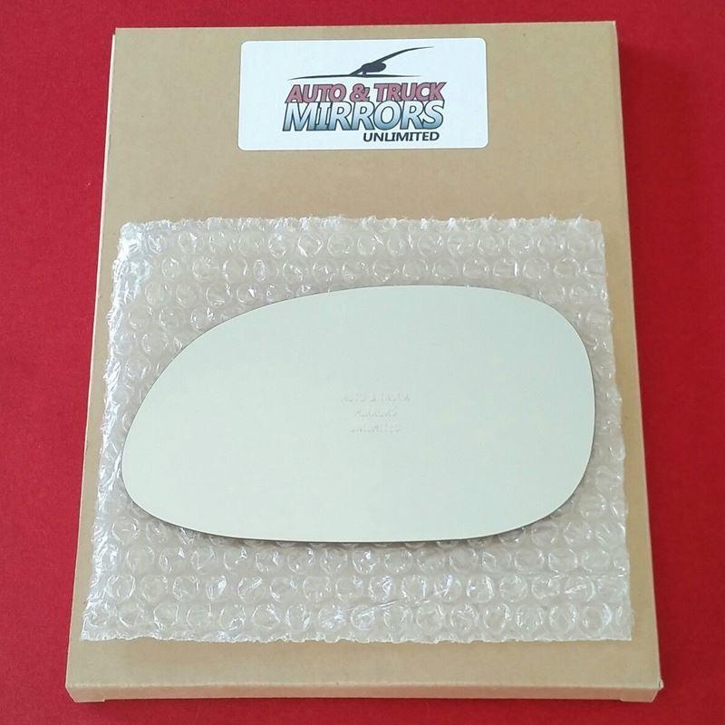 Fits 92-95 Honda Civic Driver Side Mirror Glass