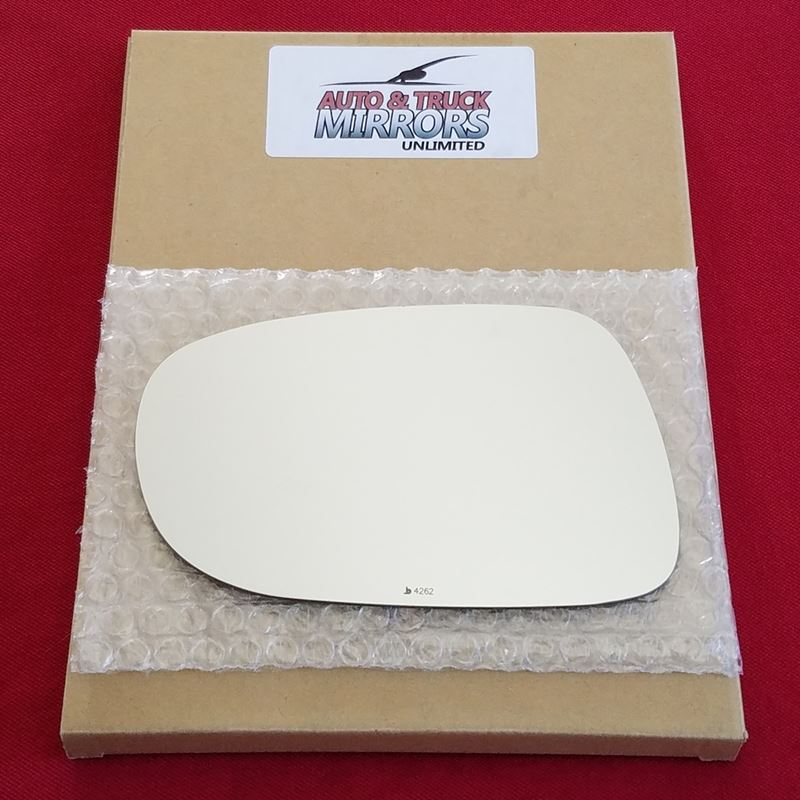 Mirror Glass + ADHESIVE for Lexus ES Series, IS F,