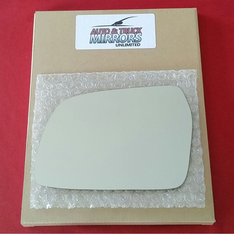 Mirror Glass + ADHESIVE for Chevrolet Tracker, Sid