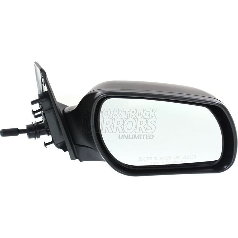 Fits 04-09 Mazda Mazda3 Passenger Side Mirror Repl