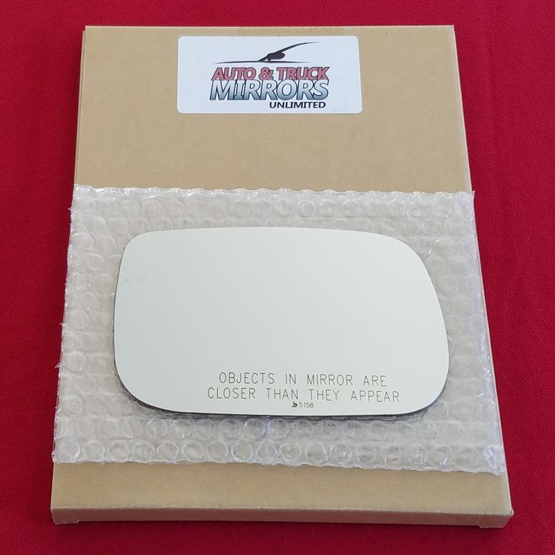 Mirror Glass for 04-04 Acura TSX Passenger Side Re