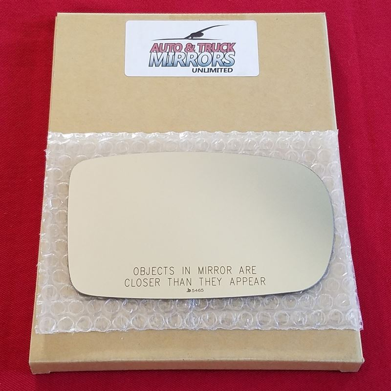 Mirror Glass + ADHESIVE for 11-17 Chrysler 300, Ch