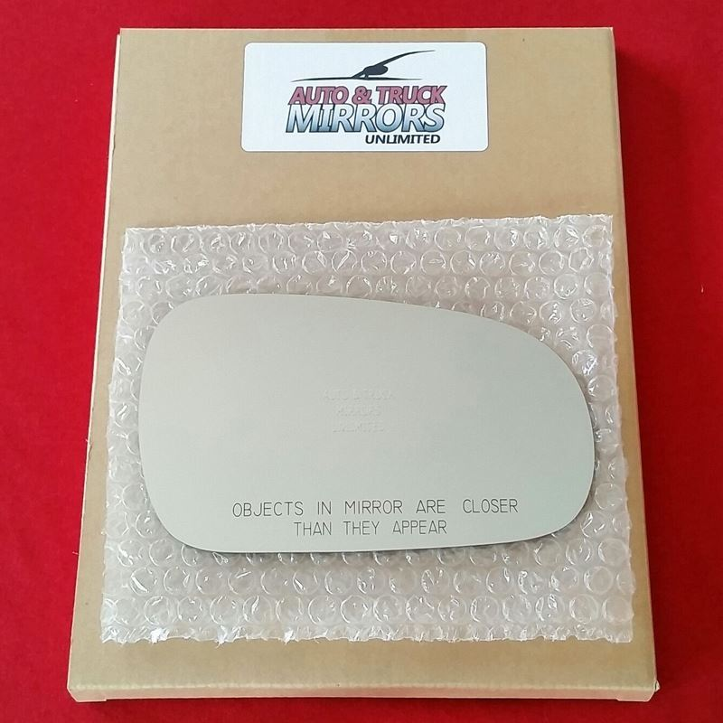 Fits Integra or Accord Passenger Side Mirror Glass
