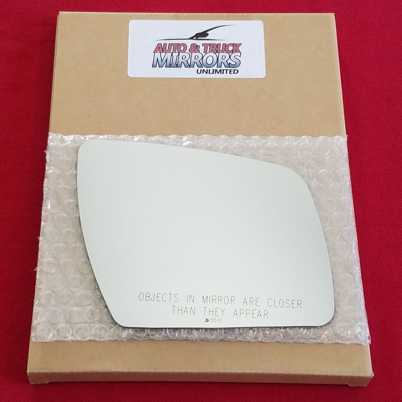 Mirror Glass for 12-13 Kia Soul Passenger Side Rep