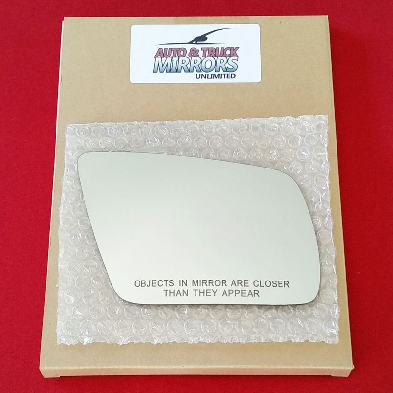Mirror Glass + ADHESIVE for 01-05 Audi Allroad Qua