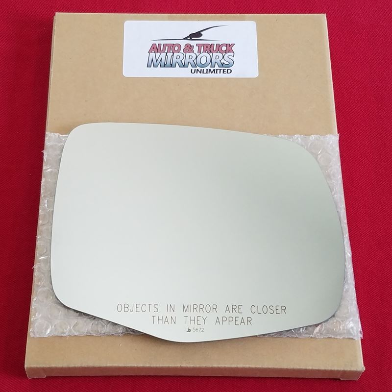 Mirror Glass + ADHESIVE for Honda Pilot, Ridgeline