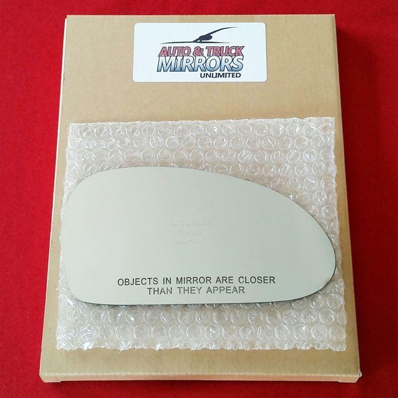 Fits 99-05 Sonata Passenger Side Mirror Glass
