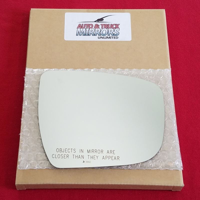 Mirror Glass + ADHESIVE for Murano, Rogue, Pathfin