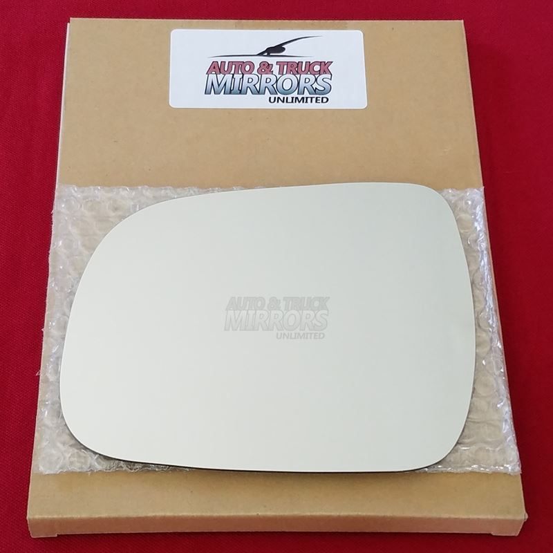 Mirror Glass + ADHESIVE for Toyota Highlander, Tac